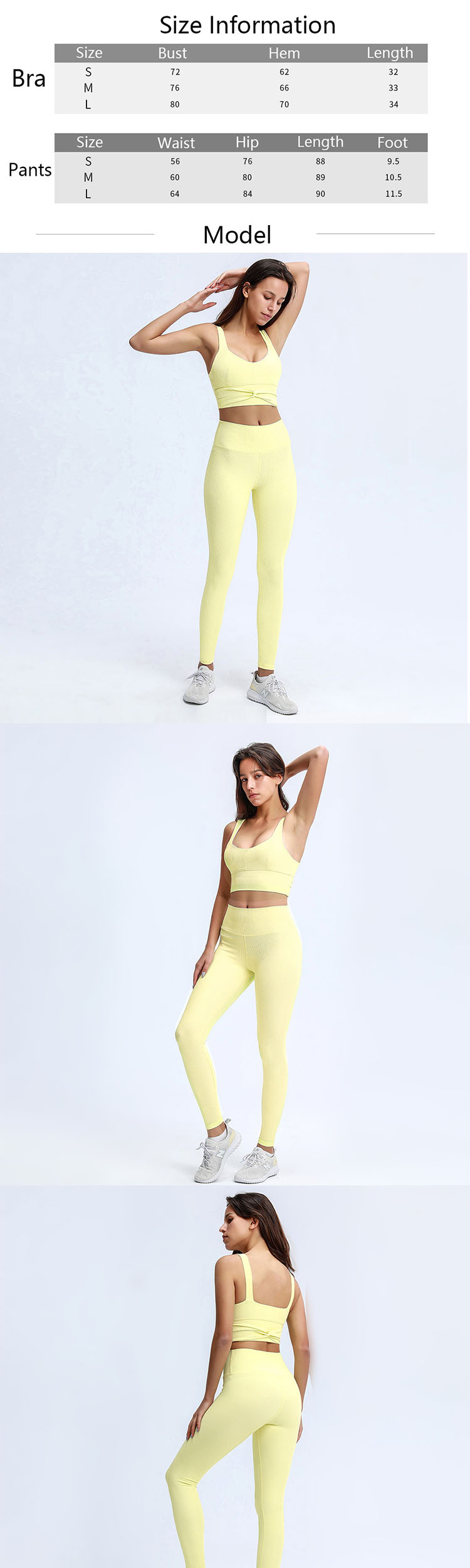Superdry sport leggings are one of the classic elements