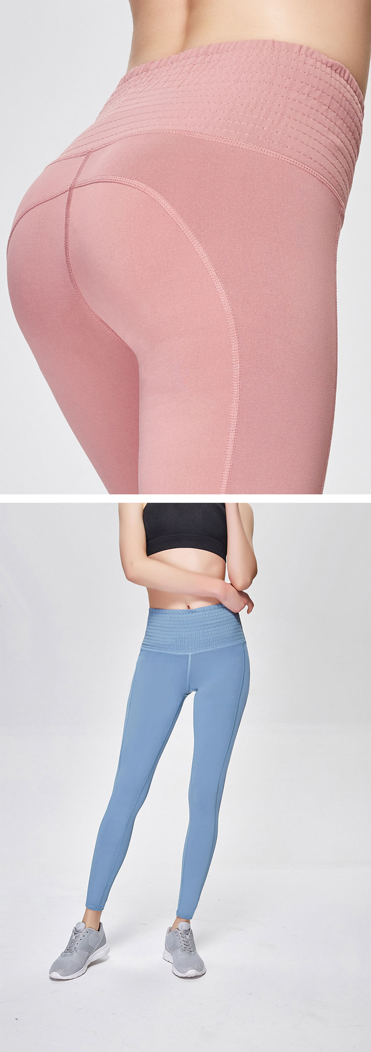 Tall yoga pants,leisure and energetic, windproof and breathable sunscreen fabric