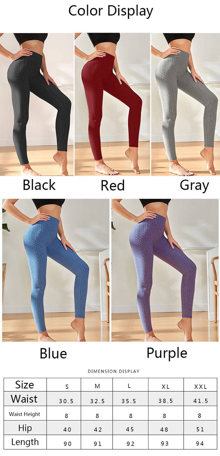 Tall sports leggings are presented in the form of weak contrast