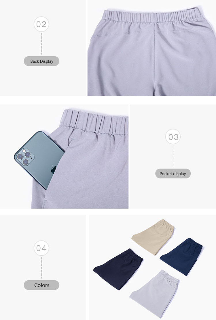 known for their comfortable, practical and iconic pockets and drawstring designs, have always been a popular silhouette for men's pants design.