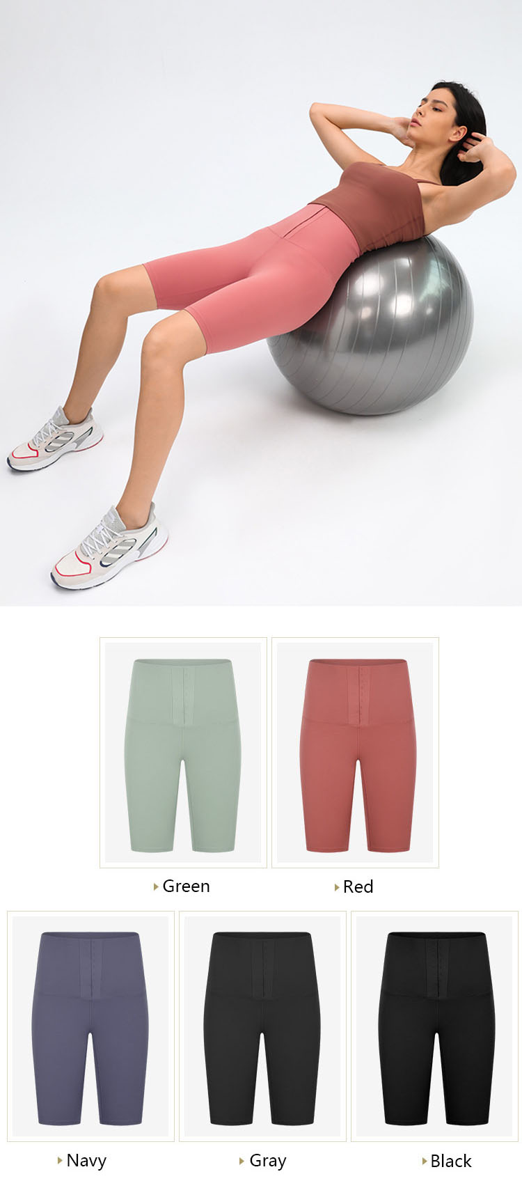 Concealed carry yoga pants has always given people a simple and fashionable feeling.