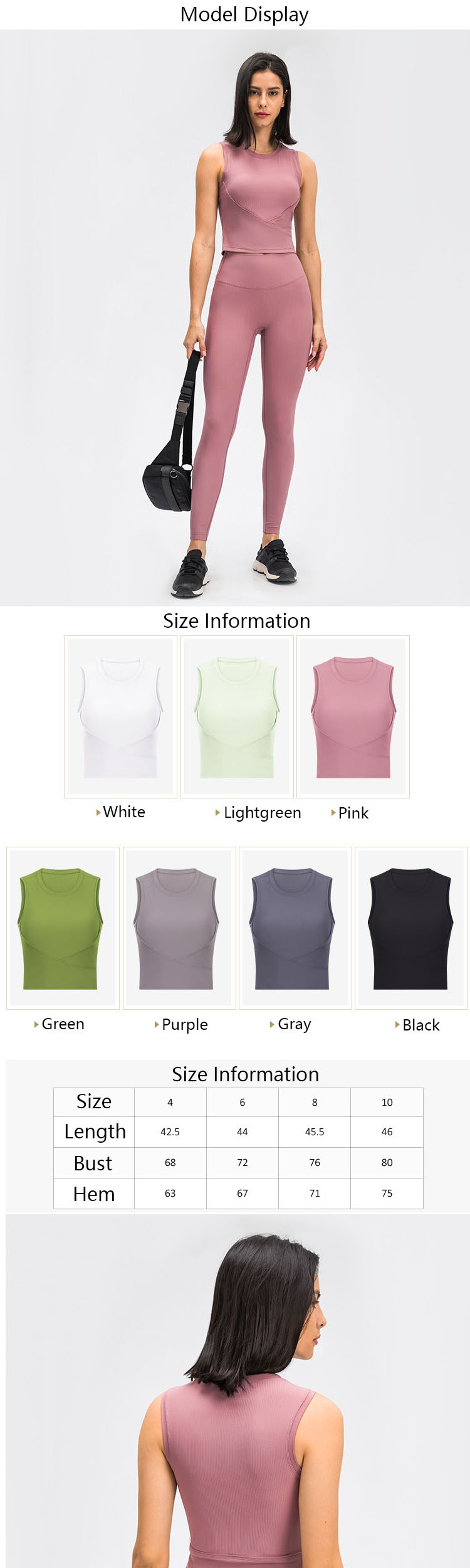 Cool running shirts gives the garments rich styling changes