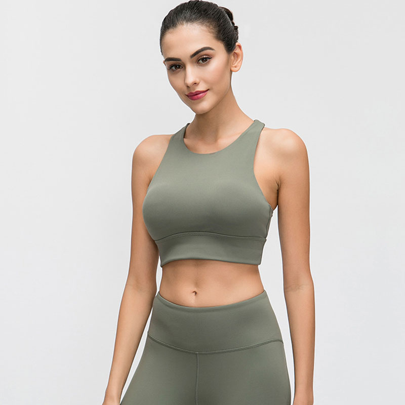 High impact sports bras for running