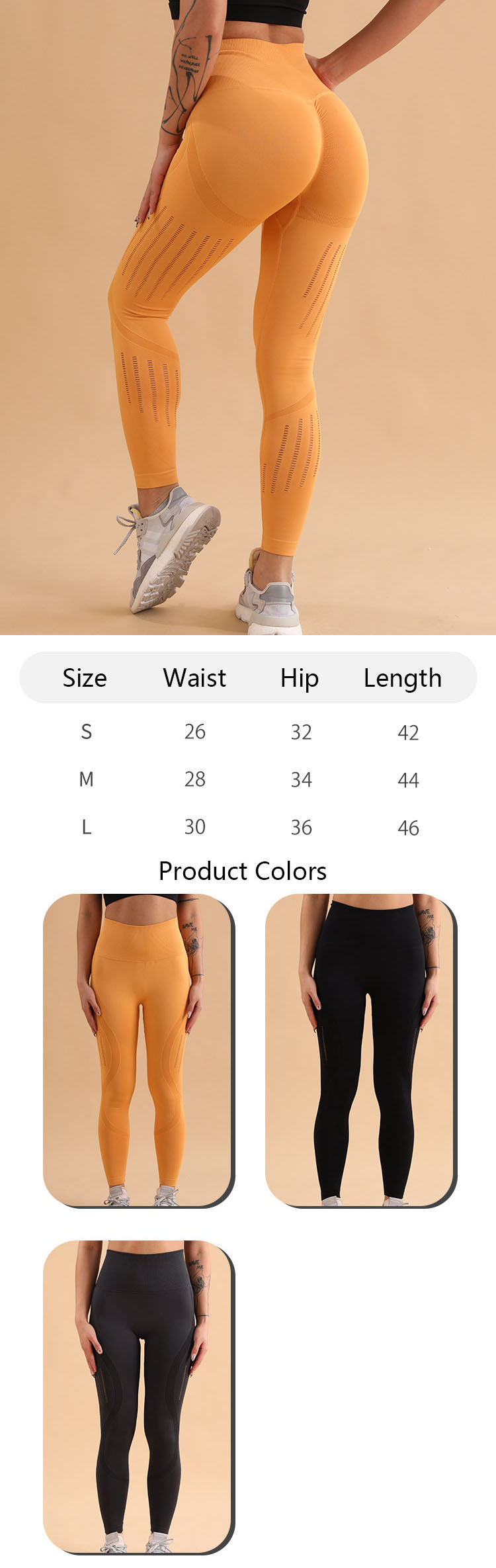 While the development of breathable workout pants tends to be more and more high-count and high-density