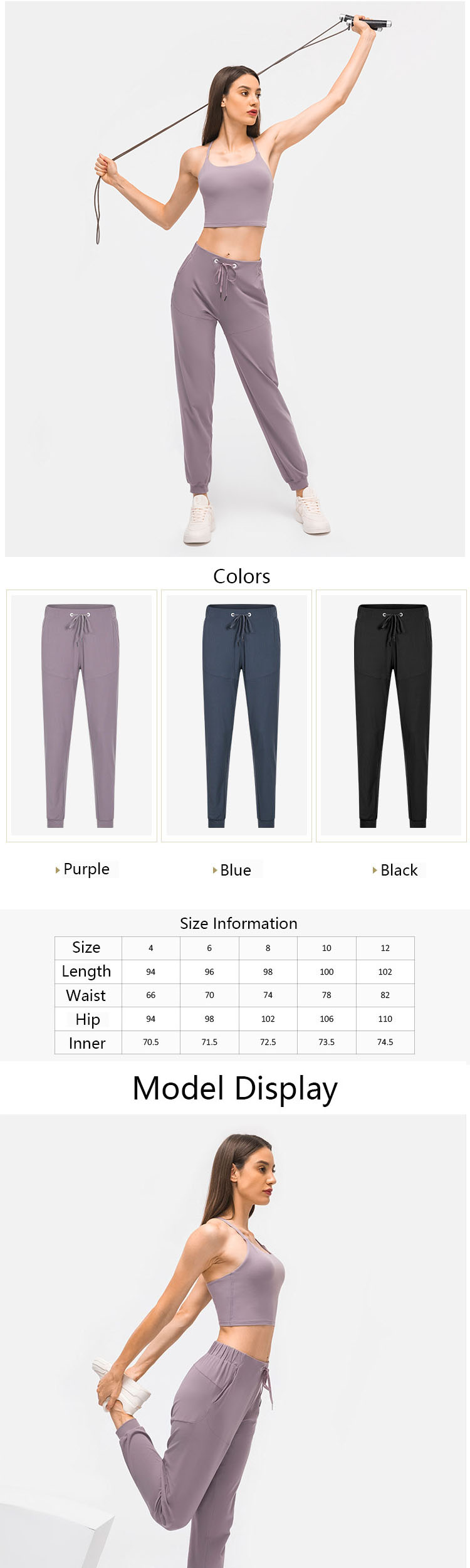 Womens straight leg yoga pants have long occupied a place in the fashion circle