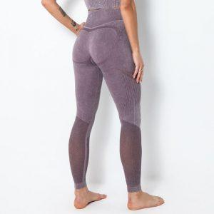Sheer yoga leggings