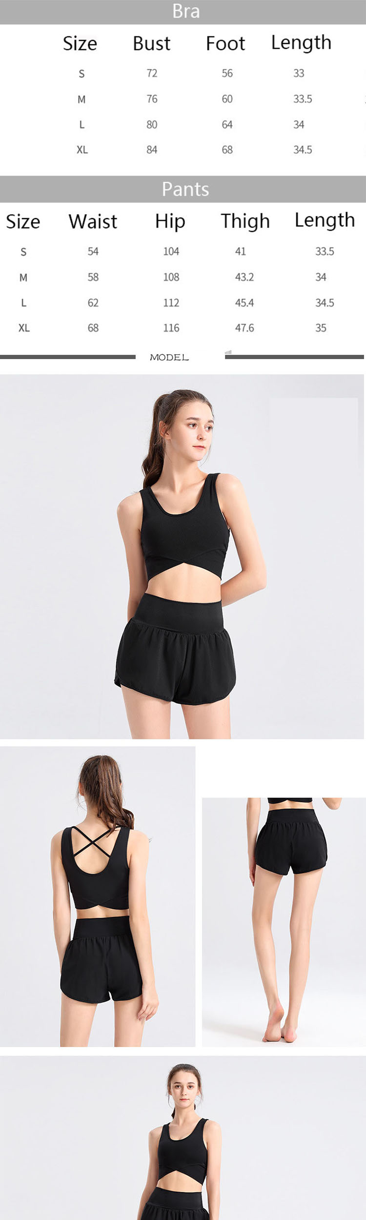 The fleece lined running leggings is suitable for creating casual women's trousers for the spring and summer of 2022