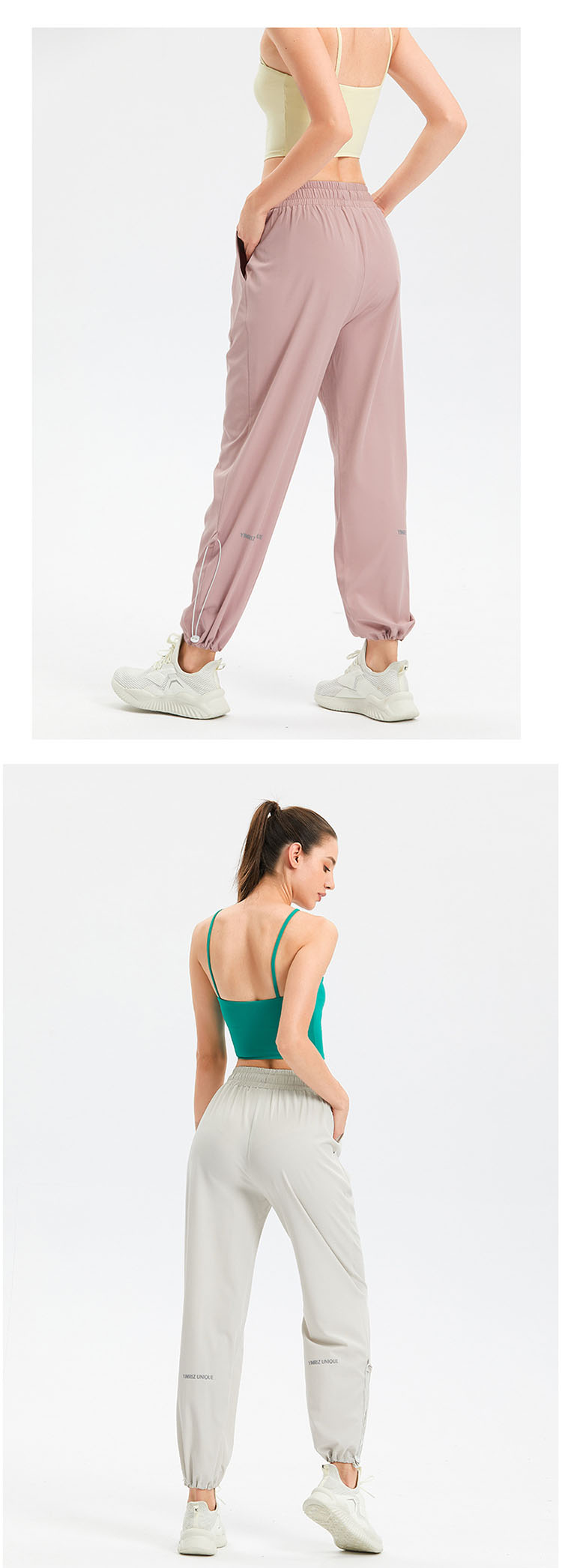 Fits comfortably to the waist and hides belly fat.