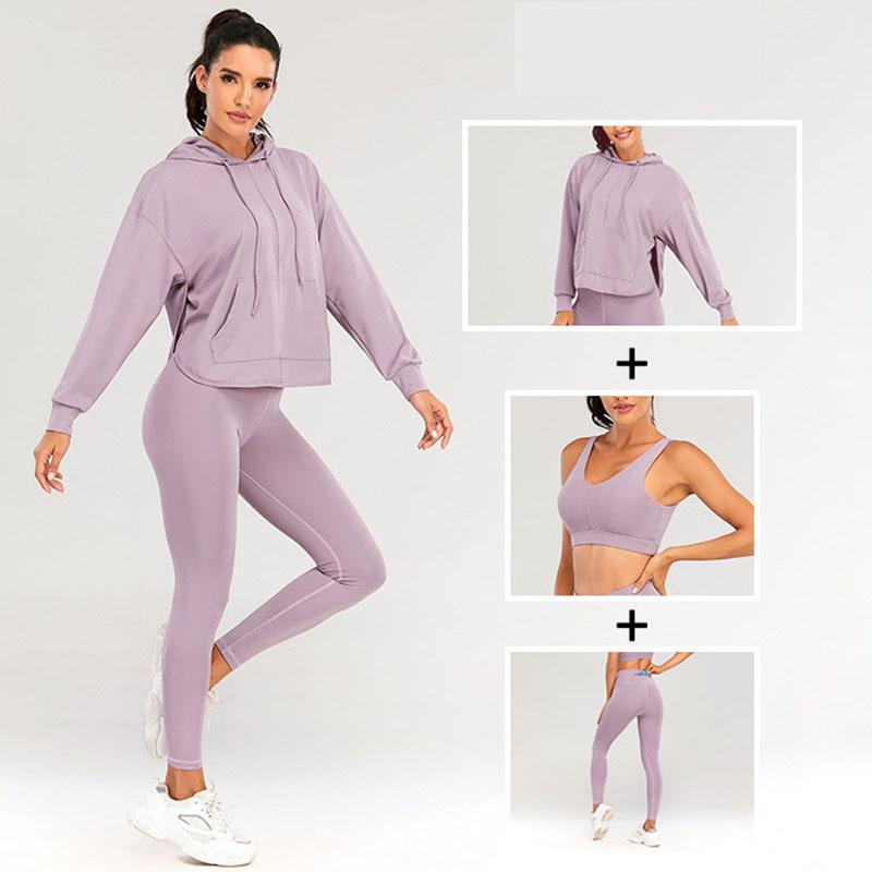 Yoga pants and tops