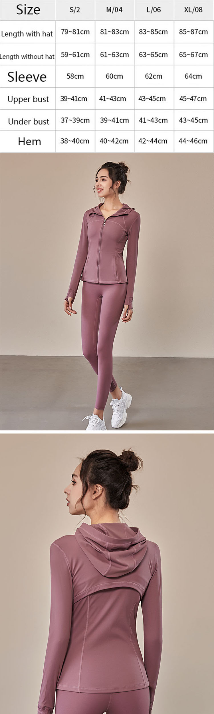 Slim tailoring design, conforms to the curve of the human body, and fits comfortably.